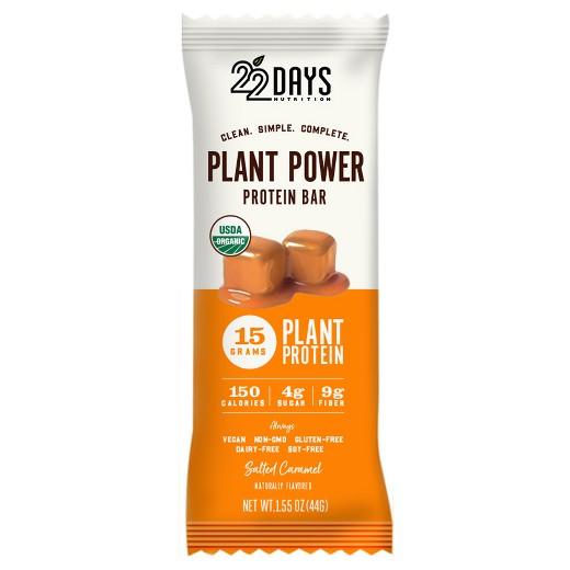 peanut Butterprotein bar -