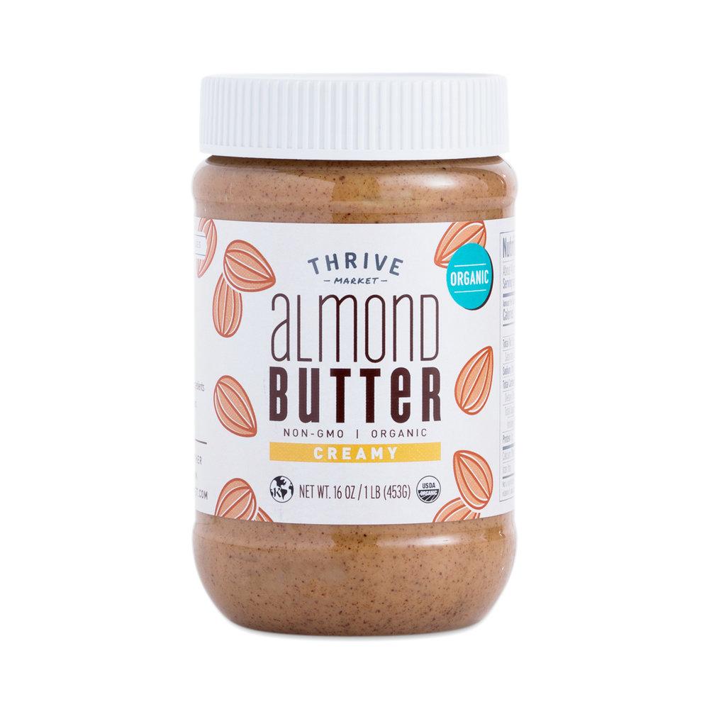 Almond Butter -