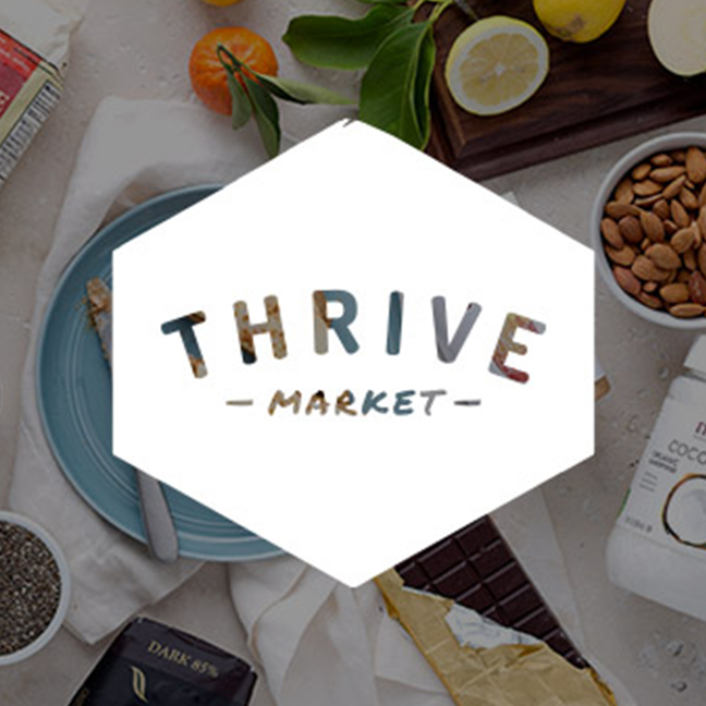 Thrive Market Membership -