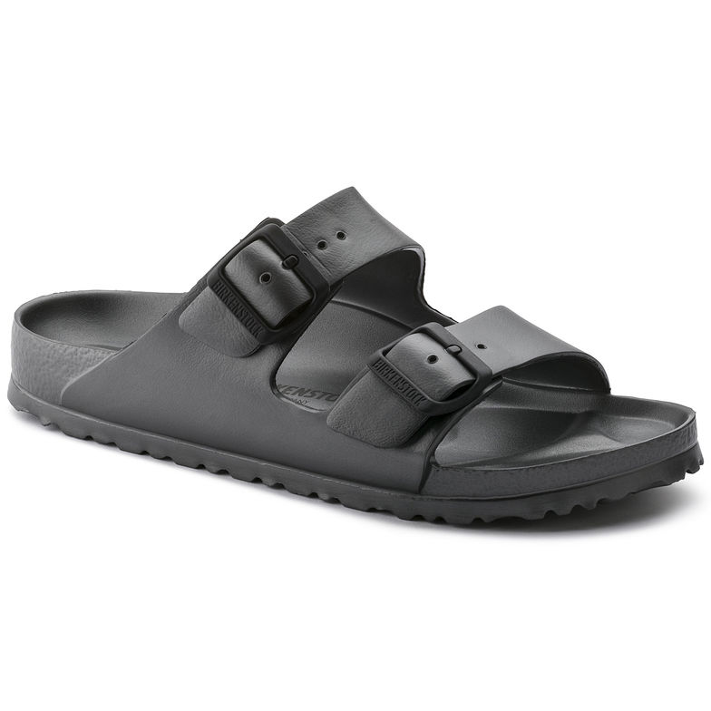 Rubber Birkenstocks -