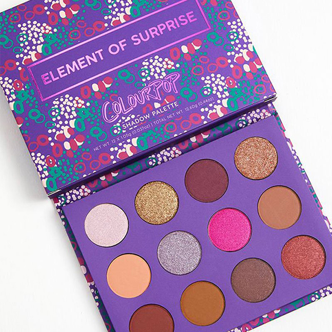 ColourPop Eyesadow Palette -