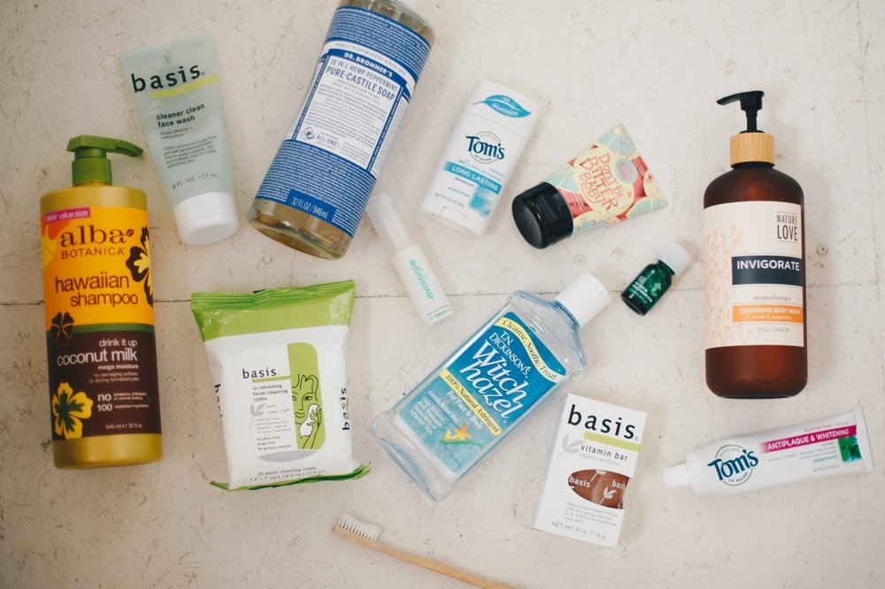Natural Cleaning Products -