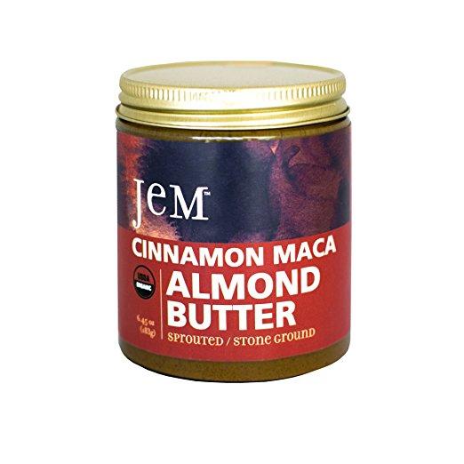 Jem Almondbutter -