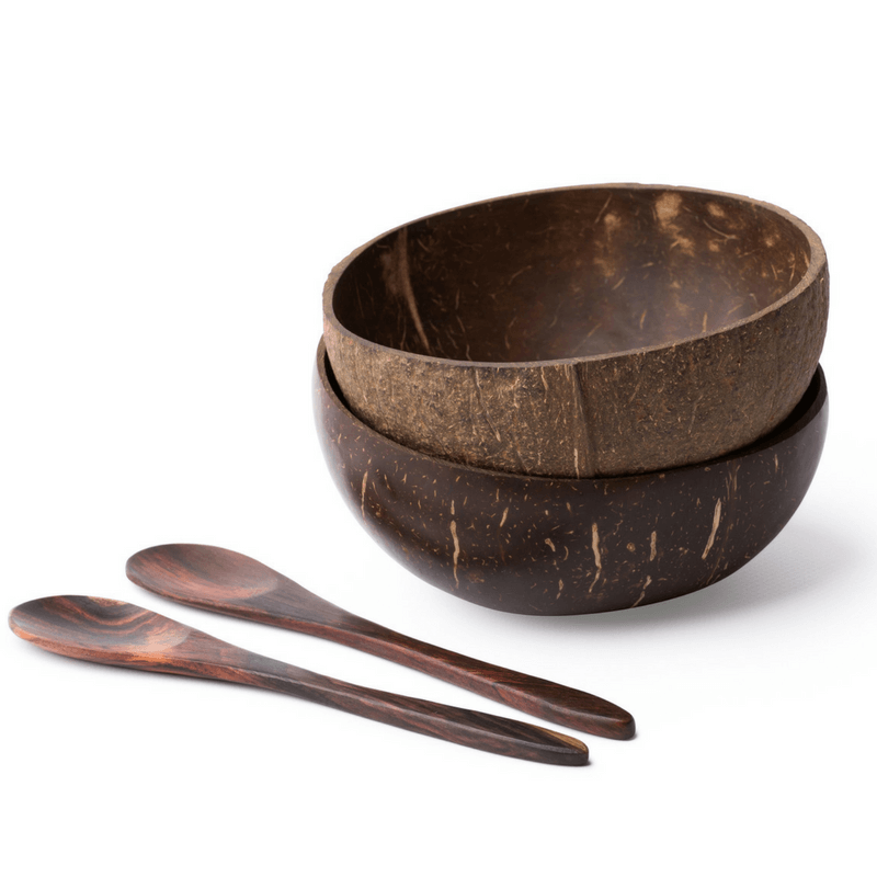 Coconut Bowls -