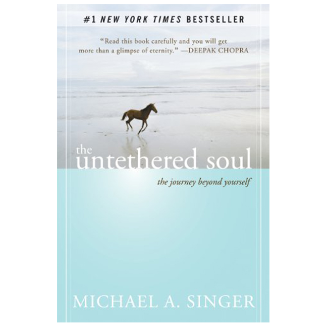 The Untethered Soul Book -