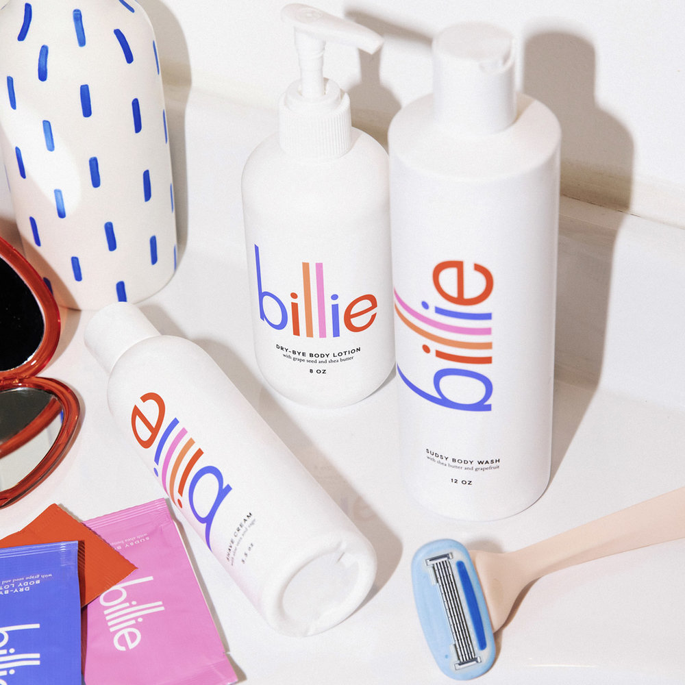 Billie Razors -