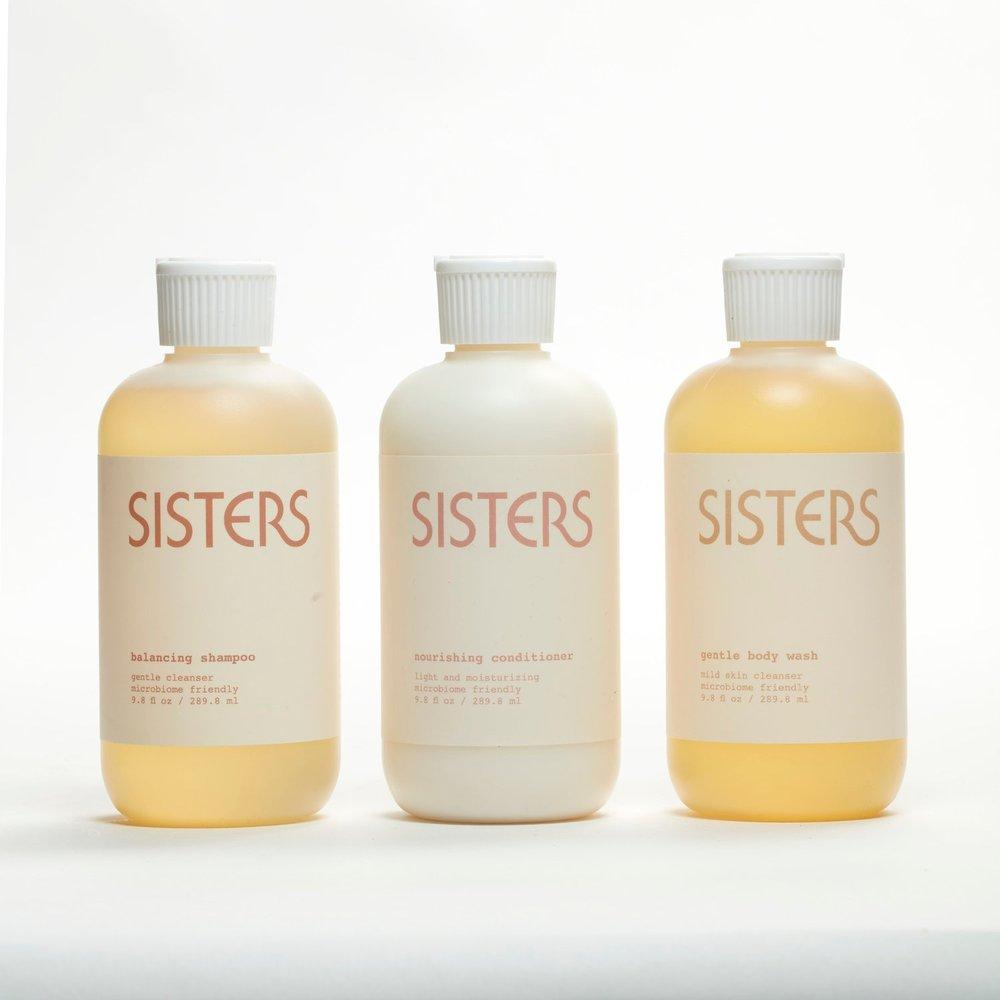 Sisters Shower Set -