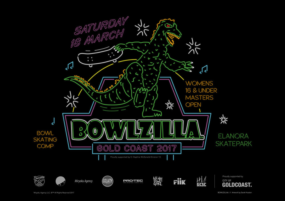 BOWLZILLA Gold Coast 2017