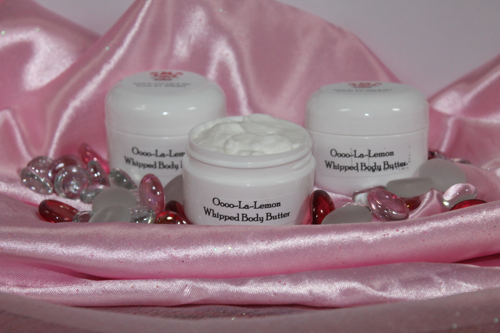 Scrumptious Whipped Body Butter