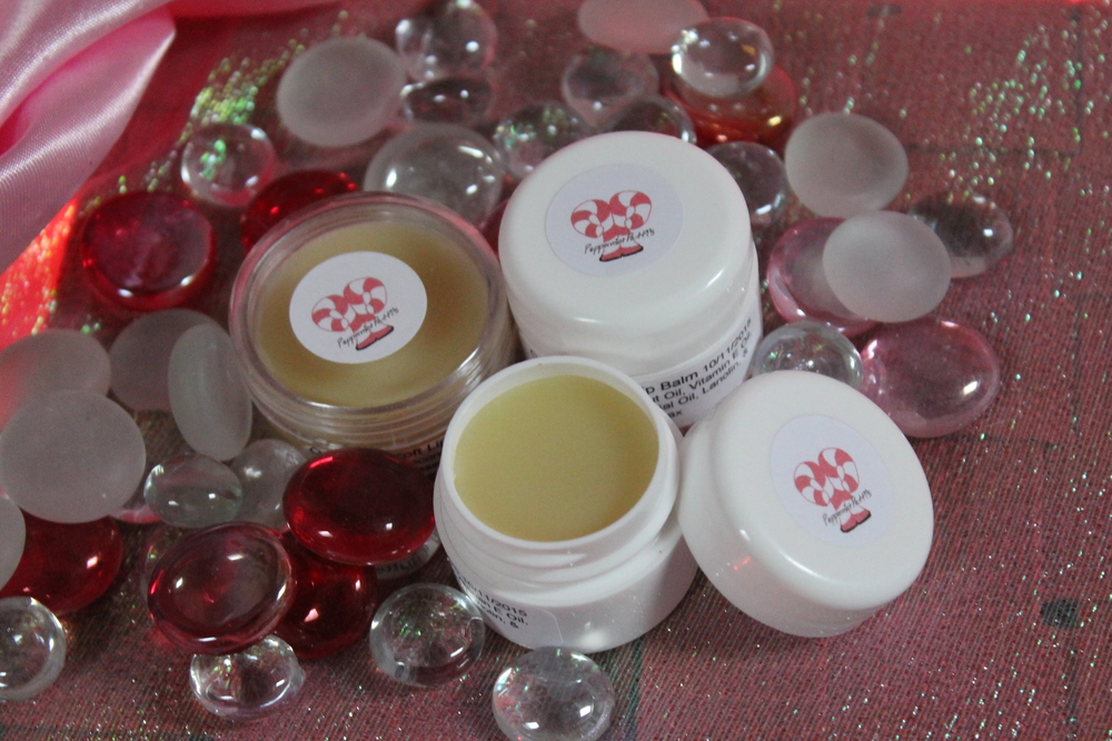 Hand-Poured Moisturizing Lip Balm