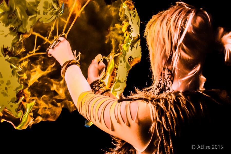 Performance Art Photography