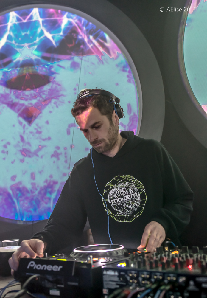 Modem Festival London Event Apr2016