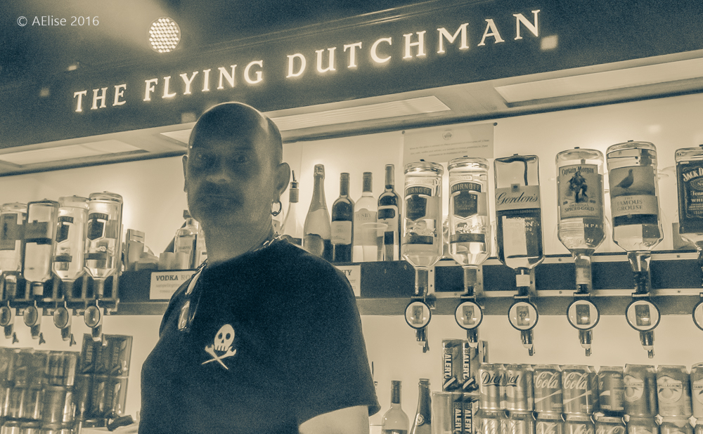 Dionysia meets Ritual - The Flying Dutchman