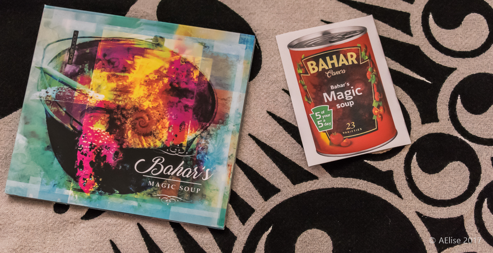 Bahar's Magic Soup - Now available on Beatport  https://www.beatport.com/release/bahars-magic-soup/2032902