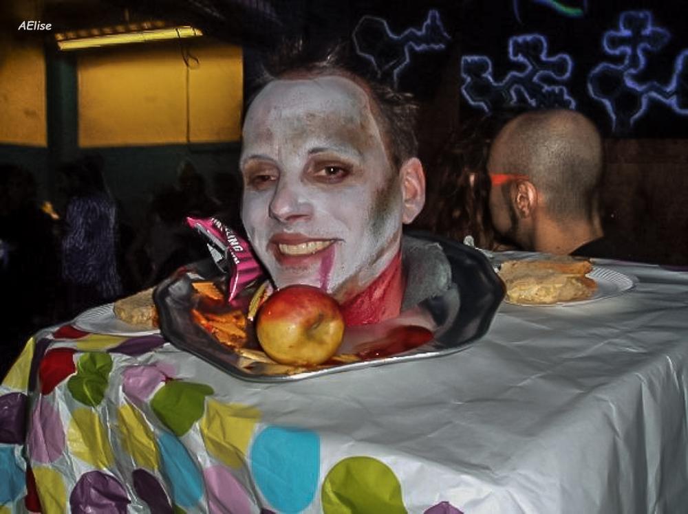 Atom Halloween Experience 4 Nov 2009