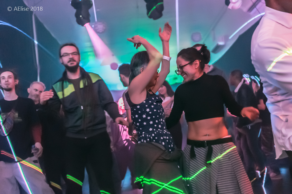 Dance Culture /// Steph's 30th