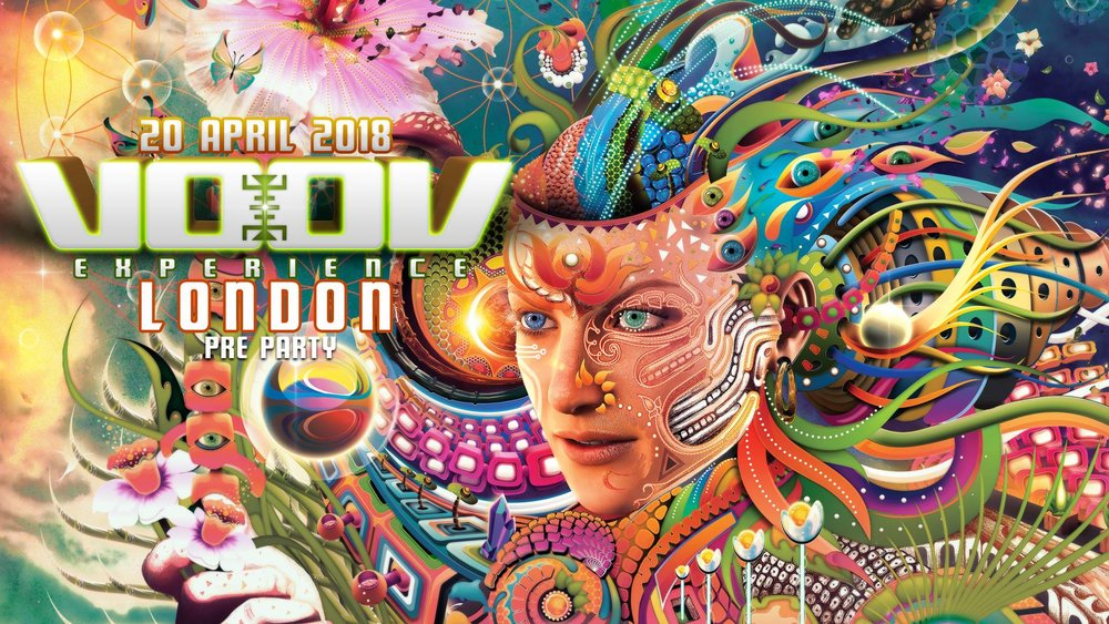 Click on the image above to open the VooV festival 2018 website - VooV Germany, 20 - 23 July 2018