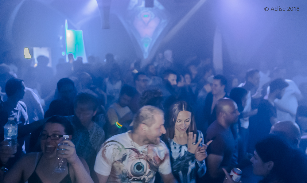 VooV Indoor London event 2018