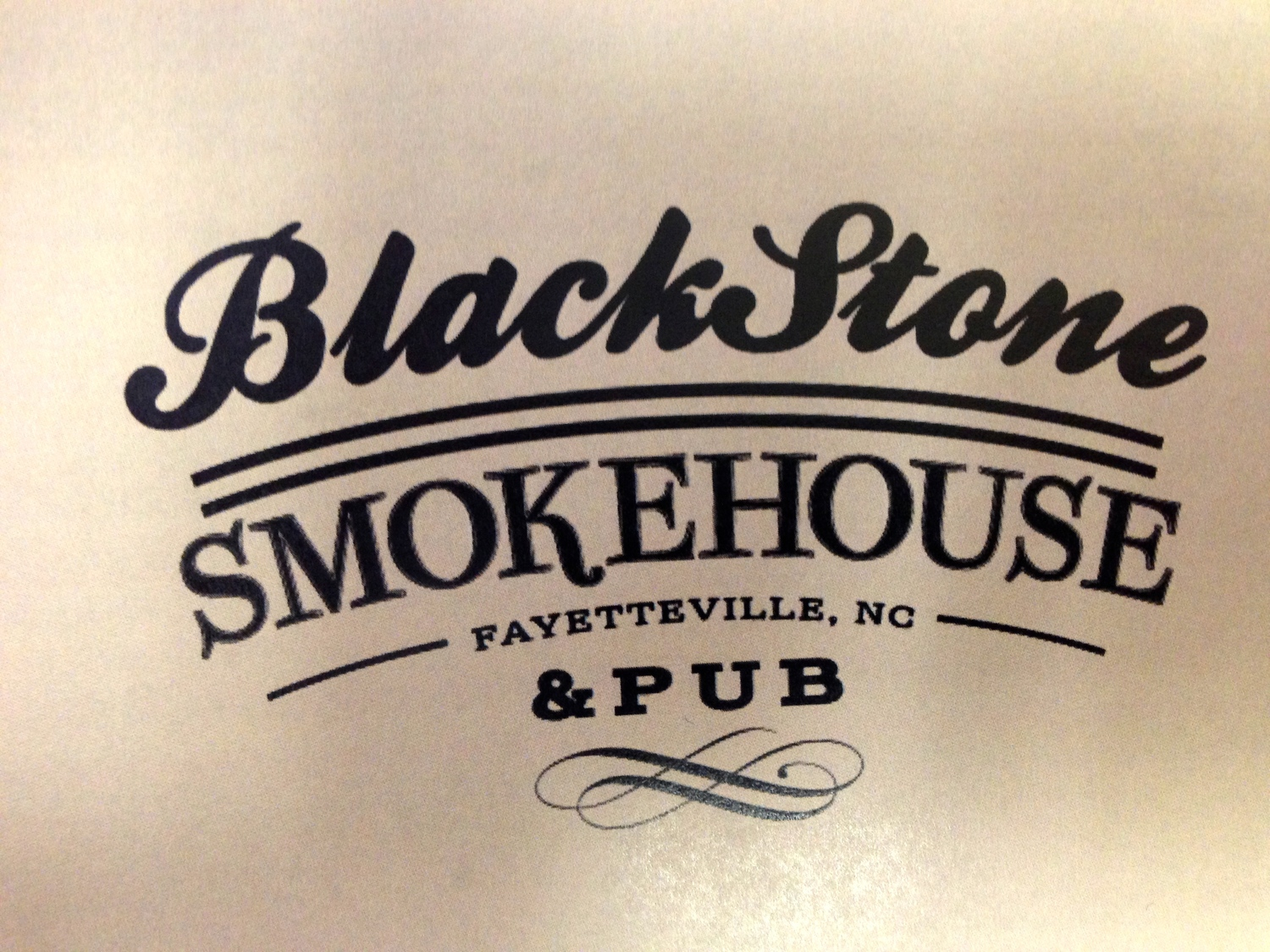 Blackstone Smokehouse & Pub