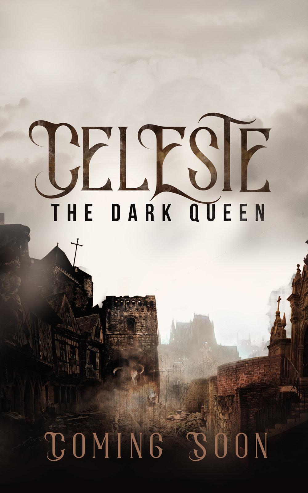 celeste the dark queen coming soon samantha eklund