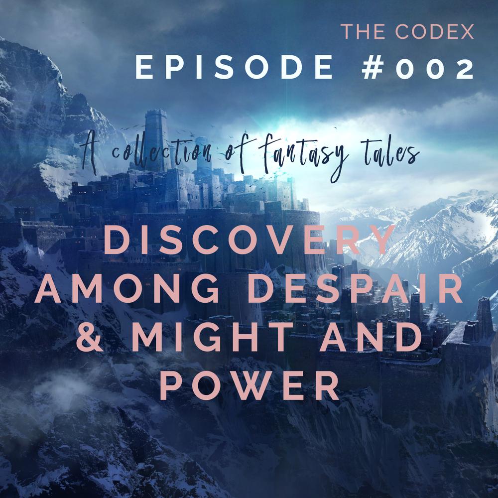author samantha eklund the codex episode two celeste the dark queen