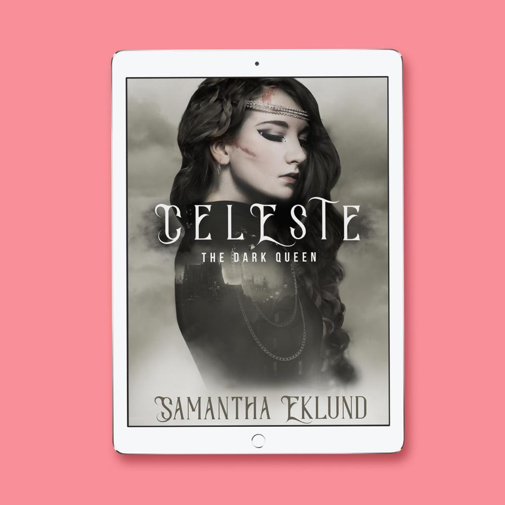 celeste the dark queen author samantha eklund