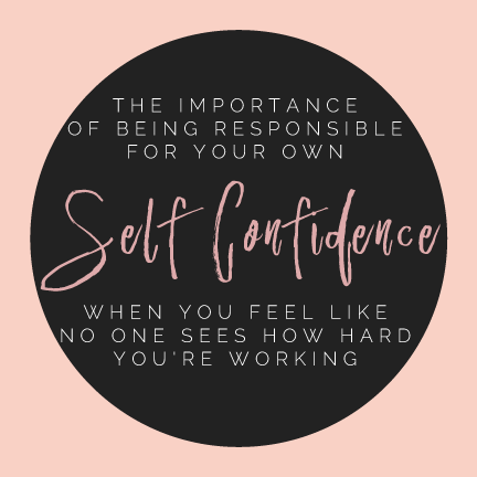 building self confidence author samantha eklund