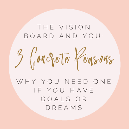 vision board author samantha eklund