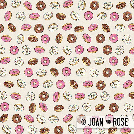 Donut miss adding this print to your collection. Get it? Do-nut! Or should that be Doughnut? Whatever it is I bags the chocolate one #🍩 Link to merch in bio