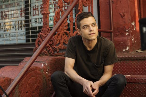 'Mr. Robot' star Rami Malek. (David Giesbrecht/USA Network)