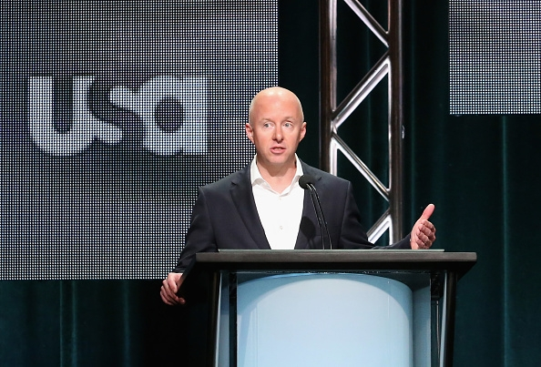 (Photo : Frederick M. Brown | Getty Images TV) USA Network President Chris McCumber