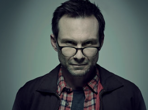 Christian Slater/ Mr. Robot