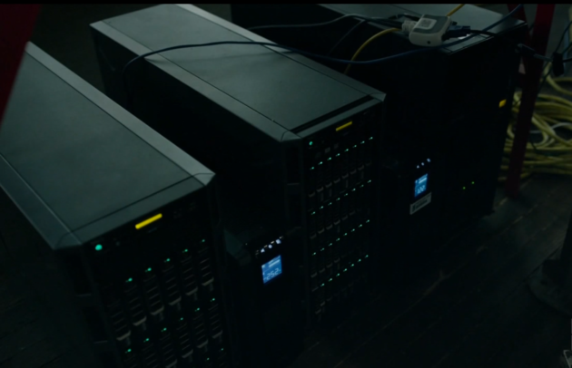 Figure 1: Dark Army's UPS systems.