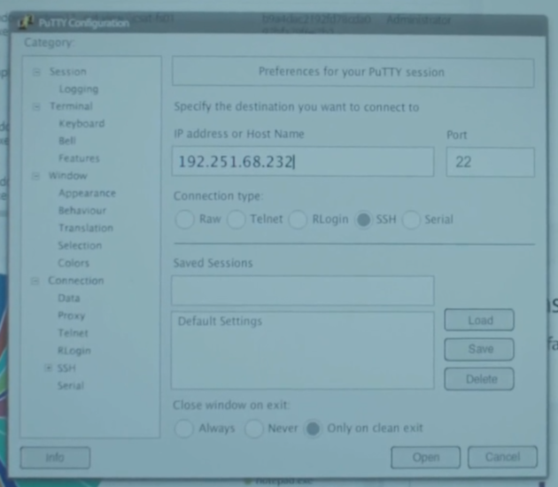Figure 2: Elliot's putty connection hides Easter eggs.  (USA Network)