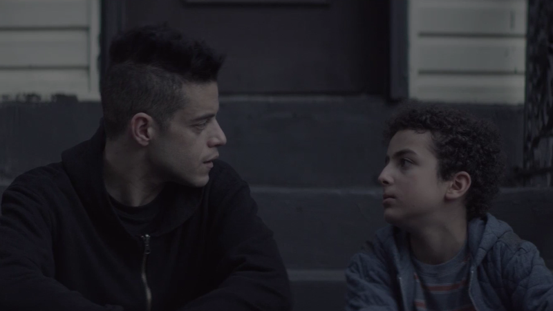 'Mr. Robot' Producer Breaks Down Elliot's Adventure in Babysitting