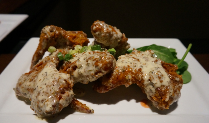 Garlic Parmesan Wings