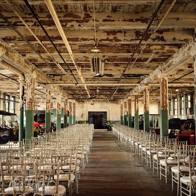 Piquette Plant Wedding