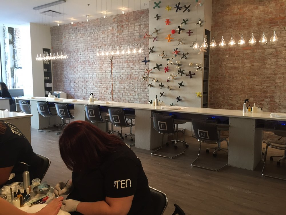 The ten nail salon j 39 adore detroit for 24 hour nail salon queens ny
