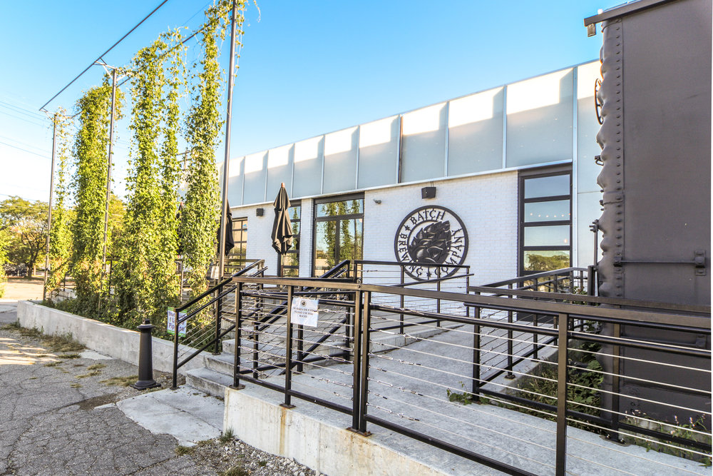 Entrance to Batch Brewing