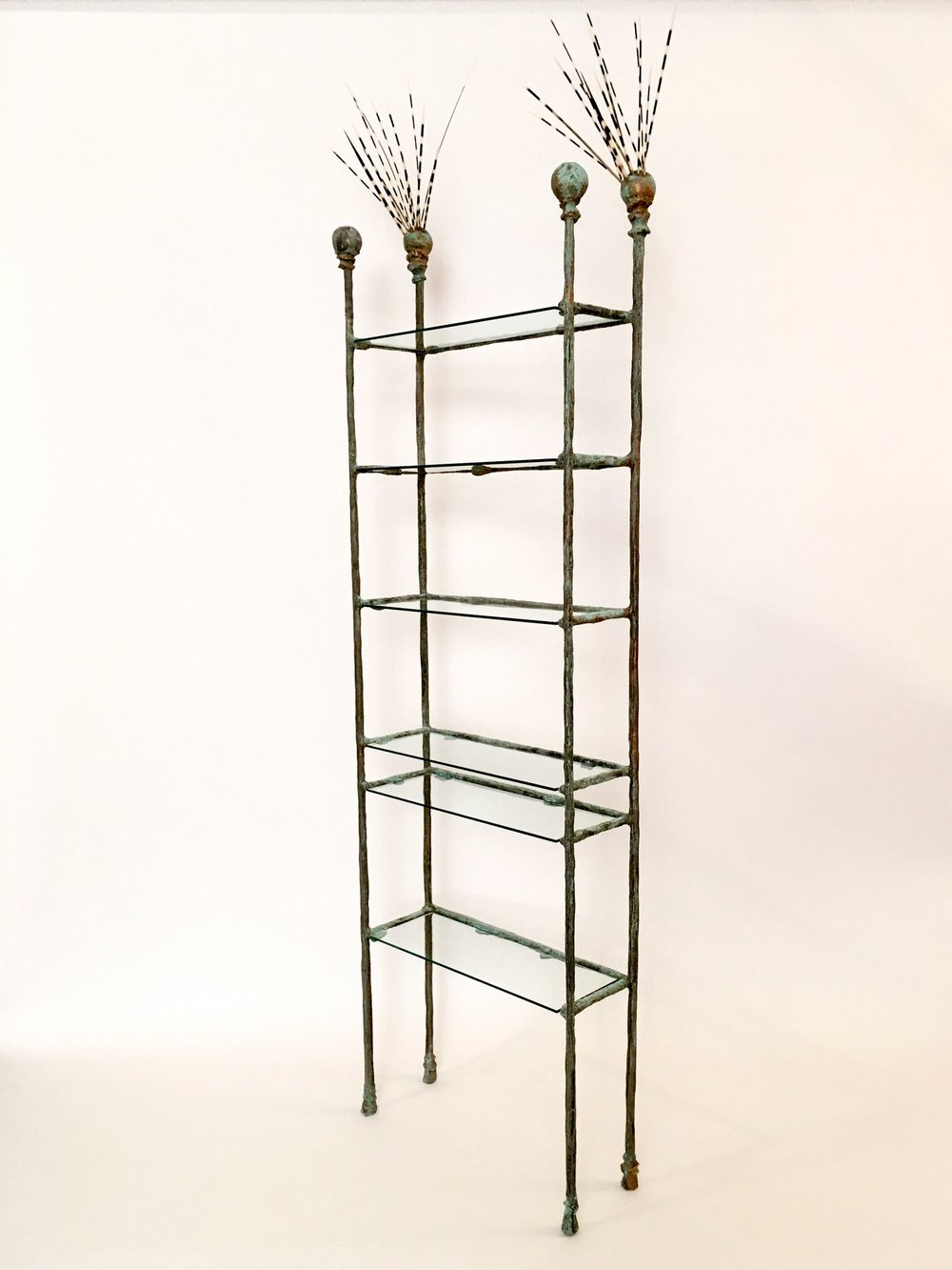 Curio Stack Shelf by Zuckerhosen