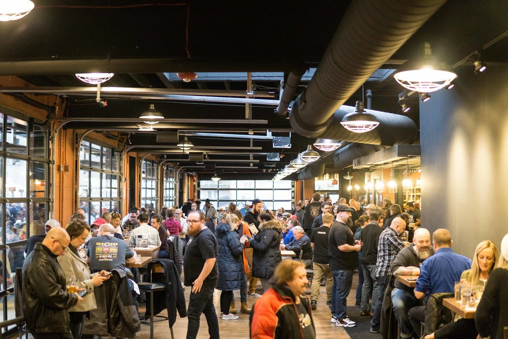 Founders Tap Room.