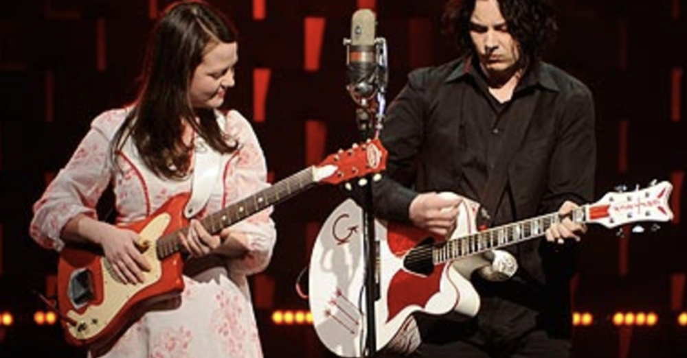 The White Stripes via Rolling Stone