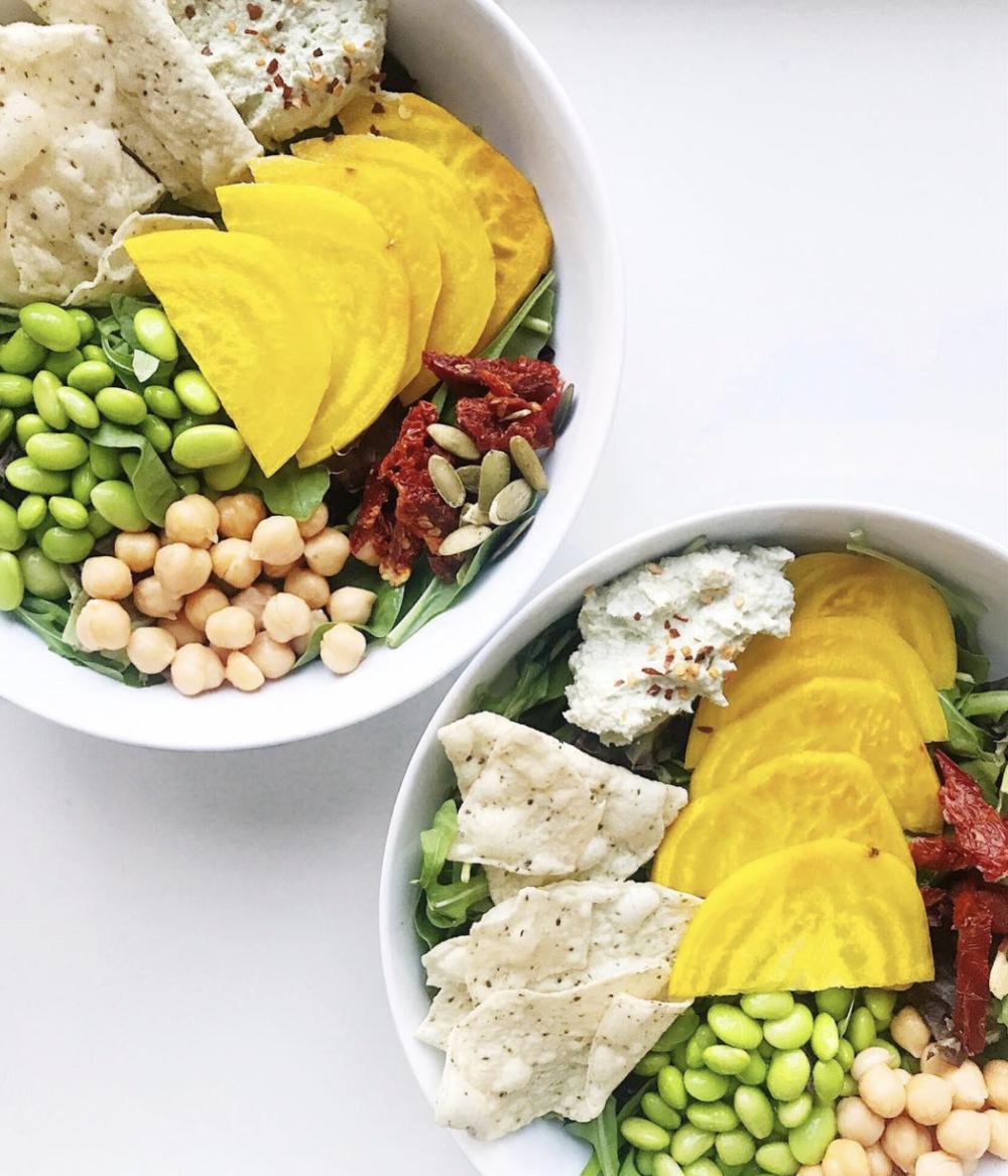 Buddha bowls via @eatwelldetroit