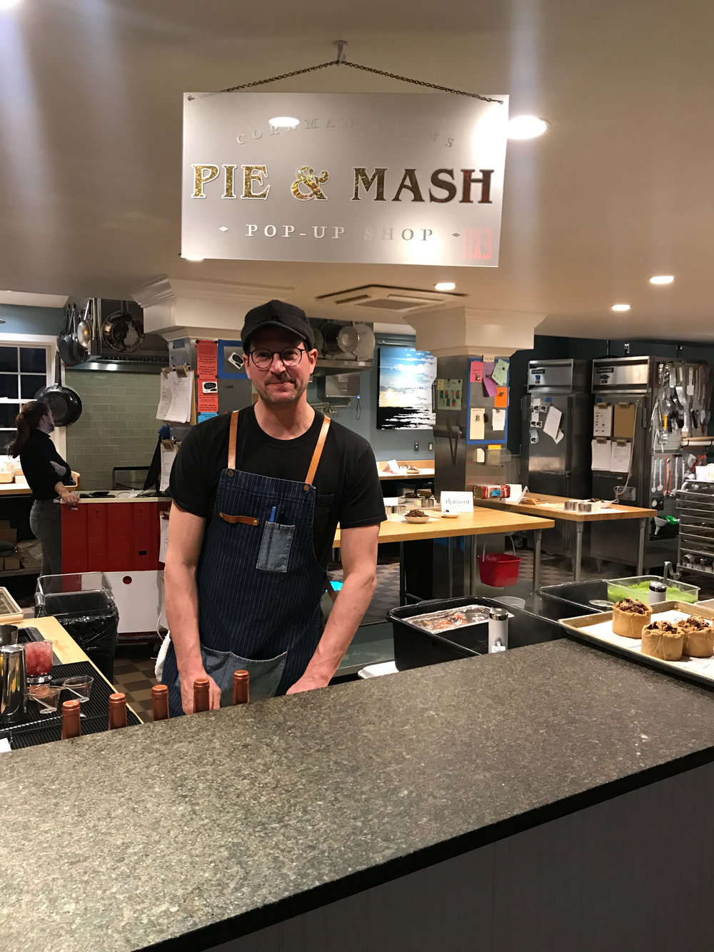 Pie & Mash Pop-Up
