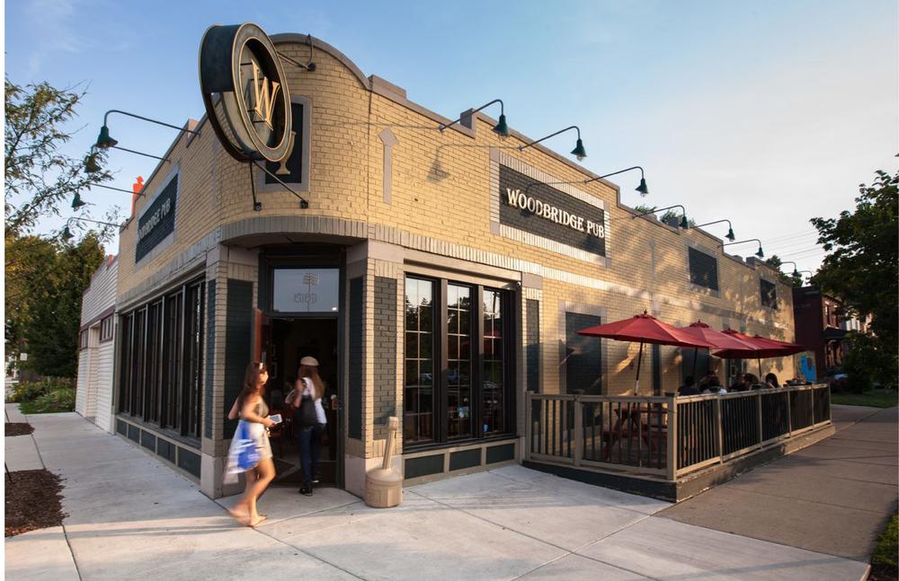Woodbridge Pub via Eater Detroit