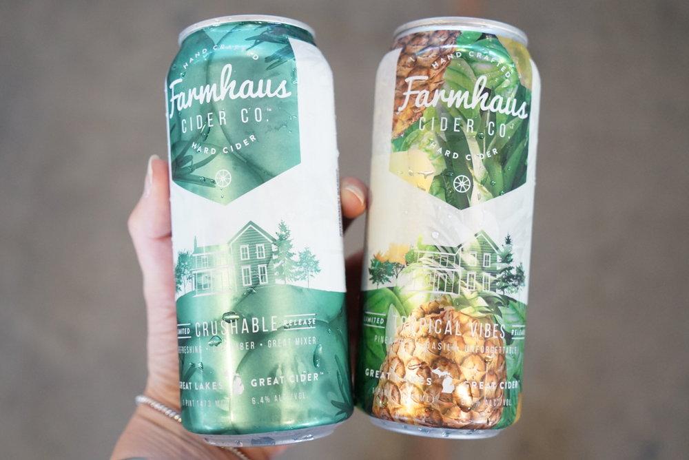 Farmhaus cider