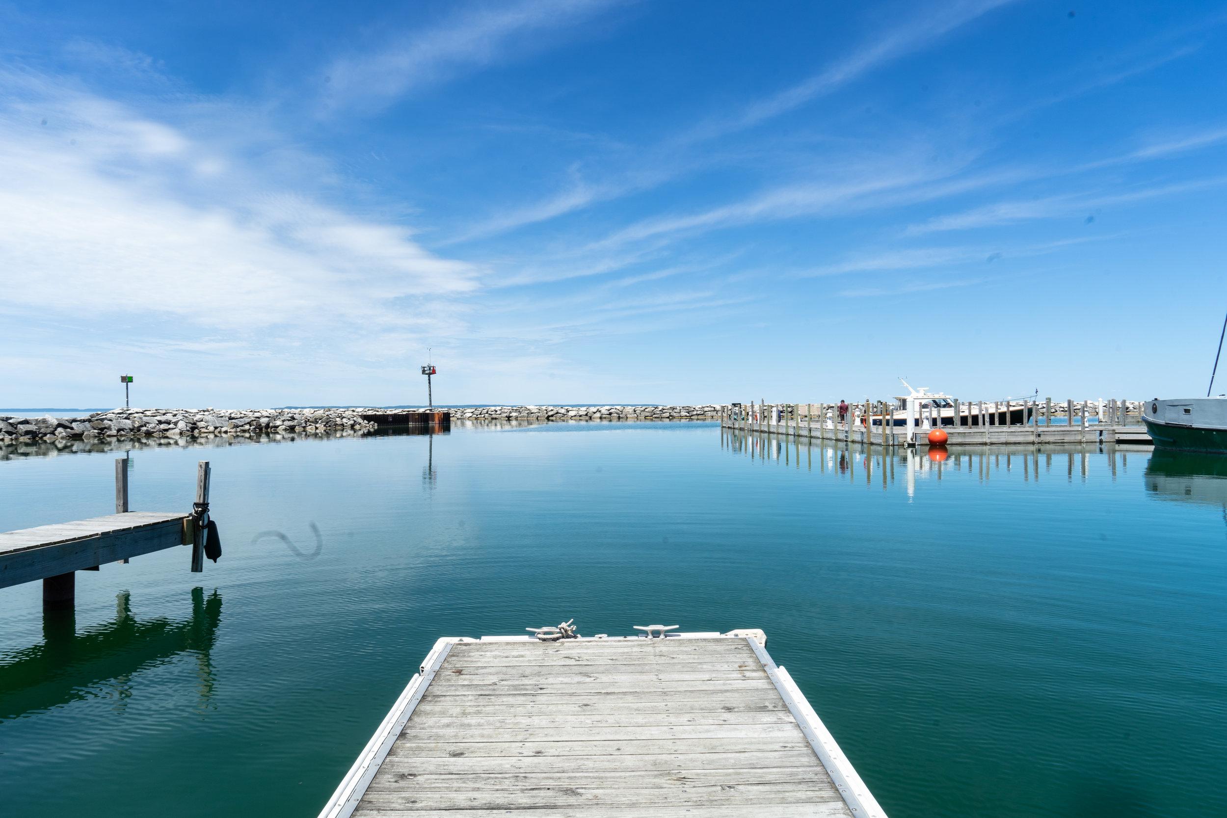 Fishtown pier