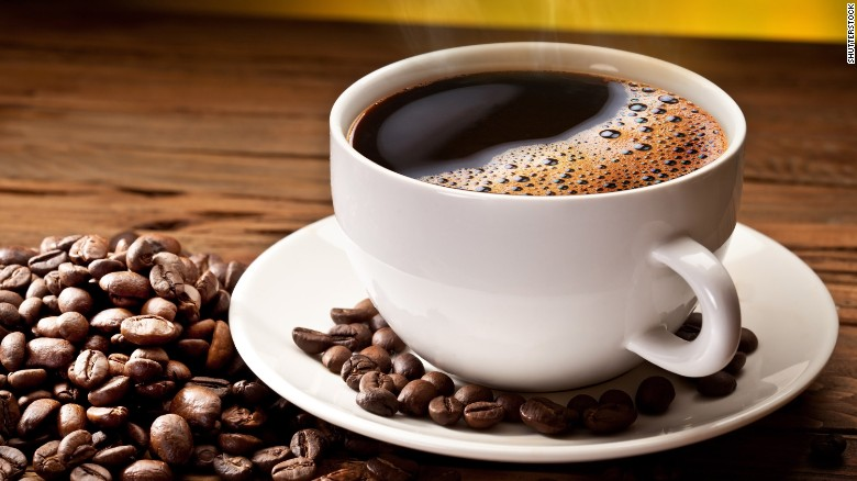 Coffee is one of the best cellulite fighters. Photo via  CNN