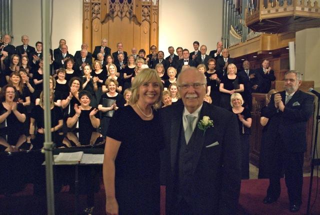 The Detroit Concert Choir. Photo via  Detroit Concert Choir