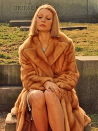 Margo from Royal Tenenbaums is the epitome of cool in her fur jacket. Photo Credits www.littleynna.tumblr.com